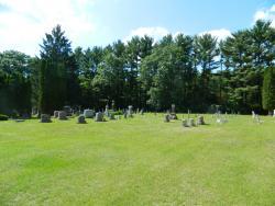 St. John Budsin Cemetery