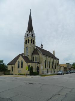 St. John Lutheran Plymouth