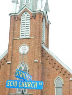 Salem Lutheran Scio